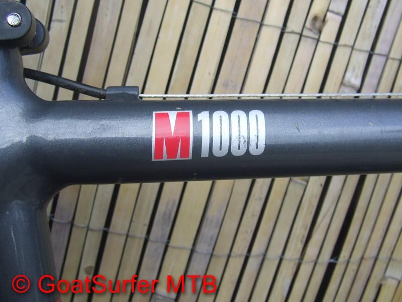 Goatsurfer Retro Mtb 1993 Cannondale M1000